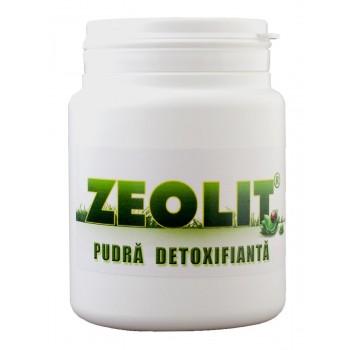 Zeolit pudra detoxifianta-200 grame