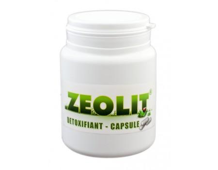 ZEOLIT detoxifiant-250 cps -zeolit.ro