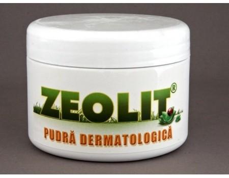 ZEOLIT pudra dermatologica-300 gr -zeolit.ro