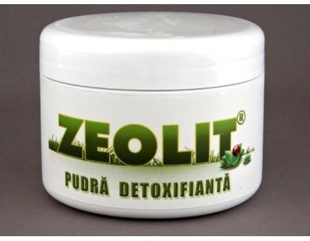 ZEOLIT pudra detoxifianta-200 gr -zeolit.ro